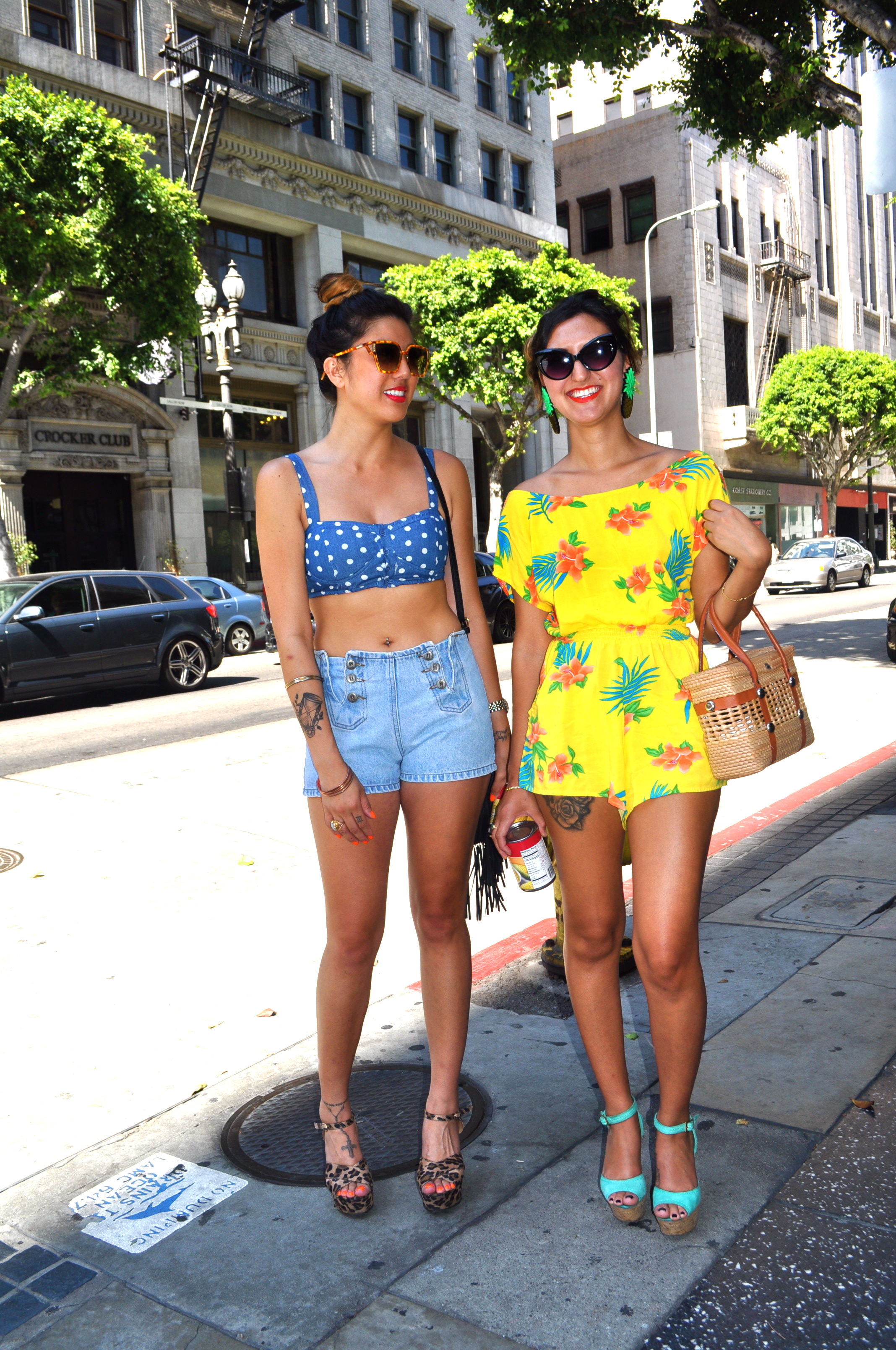 Fashion style Style street los angeles for woman
